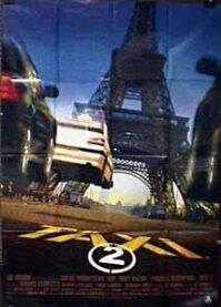 Poster 'Taxi 2' © 2000