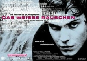 Poster van 'Das Weisse Rauschen' © 2001