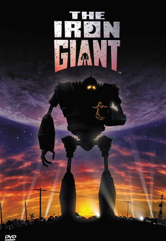 Poster van 'The Iron Giant' © 1999 Warner Bros.