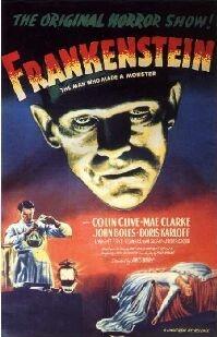 Poster 'Frankenstein' © 1931 Universal / Freulich