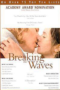 poster 'Breaking the Waves' © 1996 Argus Film