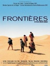 Poster van 'Frontières' © 2002