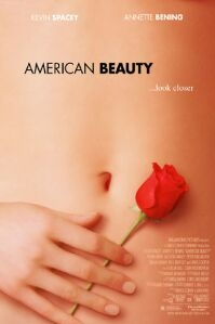 poster 'American Beauty' © 1999