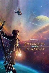 Poster 'Piraten Planeet' © 2002 BVI