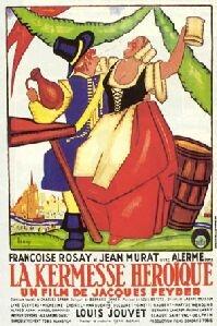 Poster 'La Kermesse héroïque' © 1935