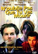 Poster 'N'oublie pas que tu vas mourir' © 1995 Argus Film
