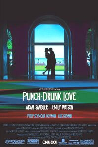 Poster 'Punch-Drunk Love' © 2003 Columbia TriStar