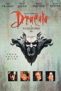 Poster 'Bram Stoker's Dracula' © 1992 Columbia TriStar