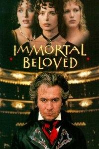 Poster 'Immortal Beloved' © 1994 Columbia TriStar