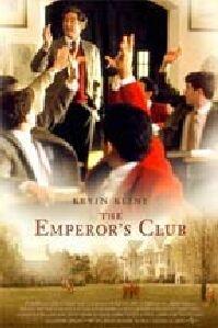 Poster 'The Emperor's Club' © 2003 UIP