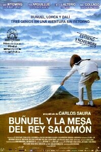 Poster 'Buñuel y la Mesa del Rey Salomón' © 2001
