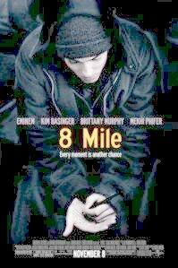 Poster '8 Mile' © 2003 UIP