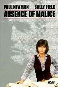 Poster 'Absence of Malice' © 1982