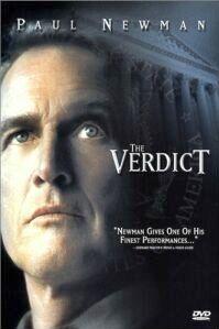 Poster 'The Verdict' © 1982