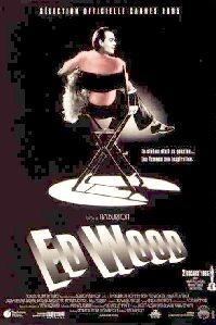 Poster 'Ed Wood' © 1994 BVI