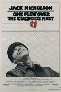 Poster 'One Flew over the Cuckoo's Nest' © 1975