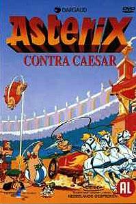 Poster 'Asterix contra Caesar' © 1985 Dargaud Films