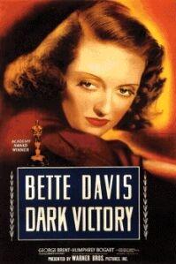 Poster 'Dark Victory' © 2002