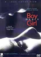 Poster 'Boy meets Girl' © 1984