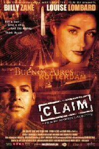 Poster 'Claim' © 2002 Indies Film Distribution