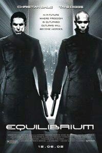 Poster 'Equilibrium' © 2003 RCV