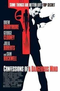 Poster 'Confessions of a Dangerous Mind' © 2003 RCV Film Distribution