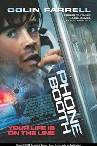 Poster 'Phone Booth' © 2003 FOX