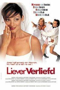 Poster 'Liever Verliefd' © 2003 Independent Films