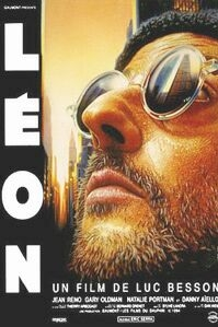 Poster 'Léon' © 1994 Buena Vista International