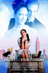 Poster 'Maid in Manhattan' © 2002 Columbia TriStar