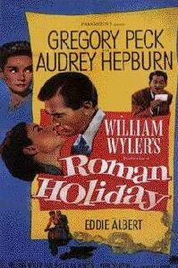 Originele poster 'Roman Holiday' © 2002 Filmmuseum