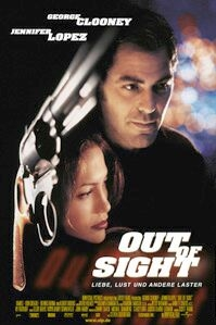 Poster 'Out of Sight' © 1998 Universal Pictures
