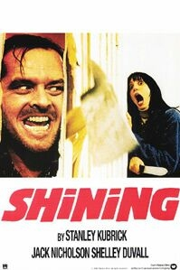 Poster 'The Shining' © 1980 Warner Bros.