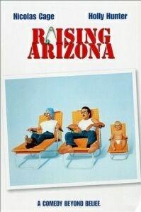 Poster 'Raising Arizona' © 1987