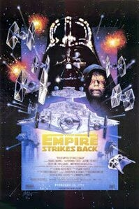 Poster 'The Empire Strikes Back' © 1980 Lucasfilm Ltd.