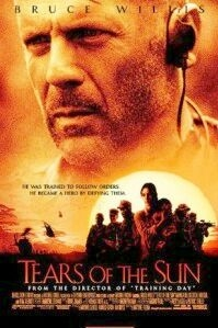 Poster 'Tears of the Sun' © 2003 Columbia TriStar
