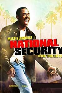 Poster 'National Security' © 2003 Columbia TriStar
