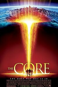 Poster 'The Core' © 2003 UIP