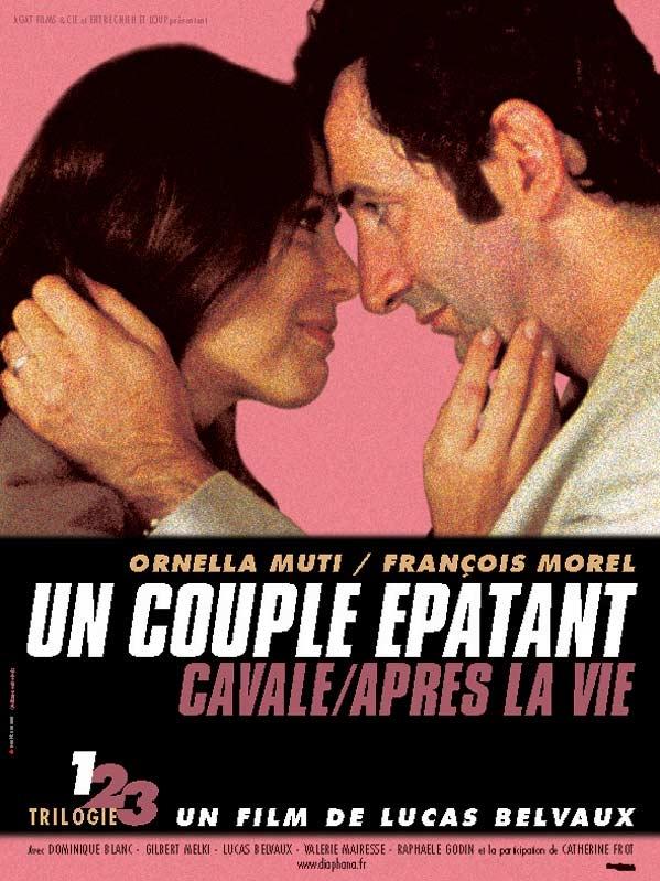 Poster 'Un Couple épatant' © 2002 A-Film Distribution