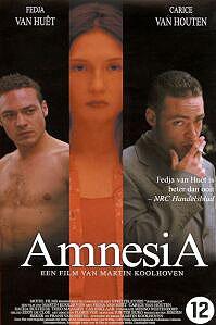 poster 'AmnesiA' © 2001 A-Film Distribution