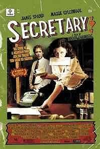 poster 'Secretary' © 2003 Paradiso