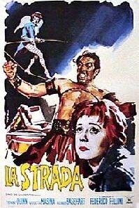 Poster 'La Strada' © 1954
