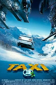 poster 'Taxi 3' © 2003 A-Film Distribution