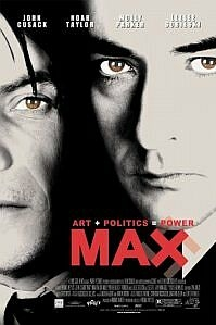 Poster 'Max' © 2003 A-Film Distribution