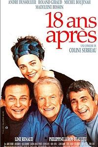 Poster '18 Ans Après' © 2003 A-Film Distribution