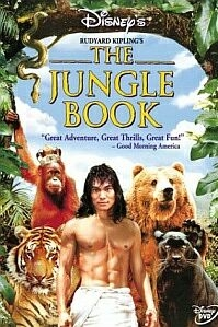 Poster 'The Jungle Book' © 1994