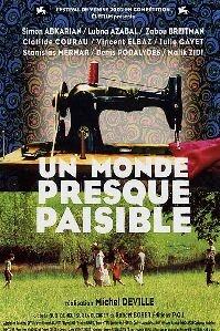 Poster 'Un monde presque paisible' © 2002