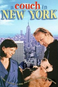 Poster 'A Couch in New York' © 1996 UGC