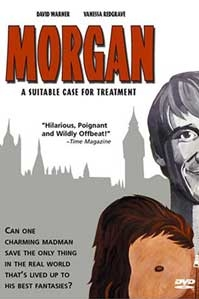 poster 'Morgan: A Suitable Case for Treatment' © 1966