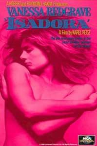 poster 'Isadora' © 1968
